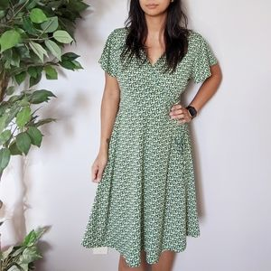 Gilli wrap dress